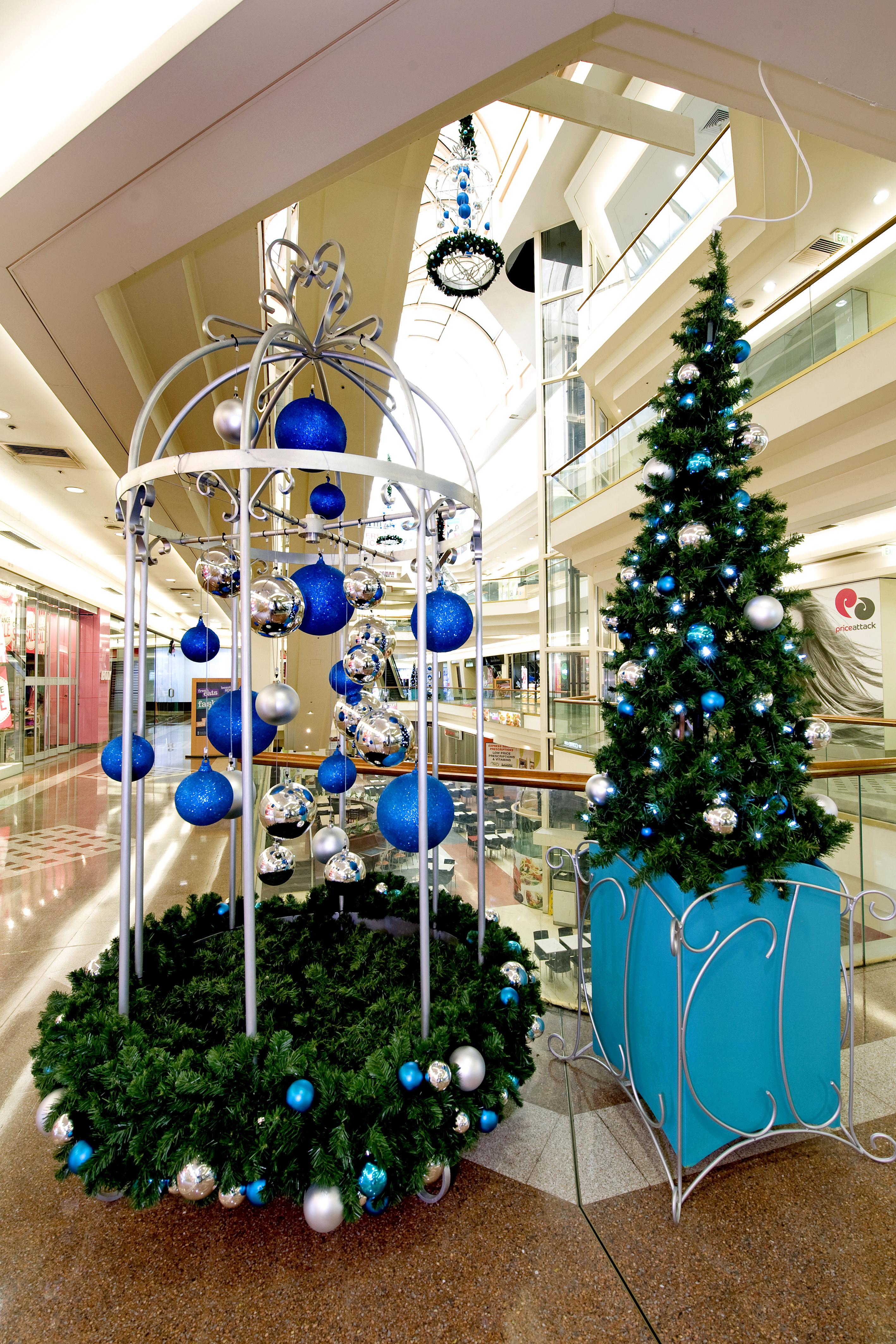 2012 TPH百老汇购物中心圣诞节012